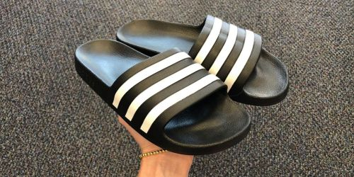 Adidas Slides from $12 Shipped (Regularly $20)