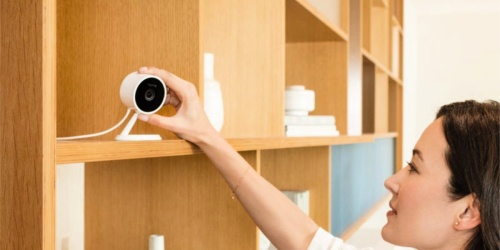 Amazon Cloud Security Camera w/ Alexa Only $29.99 on Woot.com (Regularly $120)