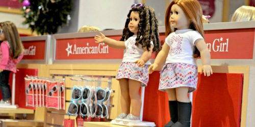 Up to 60% Off American Girl Doll Accessories, Books, Toys & More