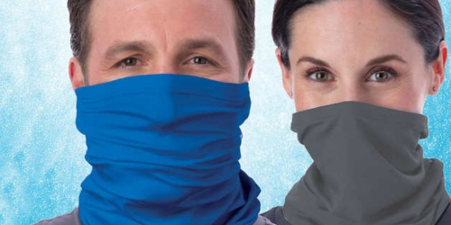 Arctic Cool Cooling Face Gaiter 2-Pack Only $19.99 Shipped on Costco.com | Just $9.99 Per Mask
