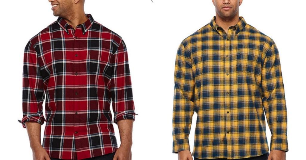 Arizona Flannel Shirts