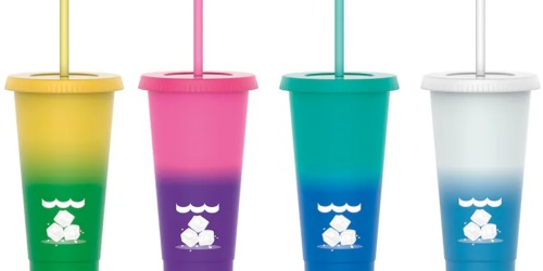 Color-Changing Tumblers Only $3.99 on Michaels.com