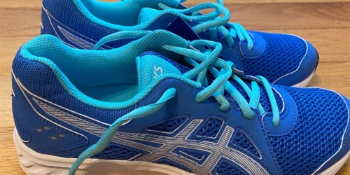 Asics Girls Running Shoes Only $17.99 on OlympiaSports.com (Regularly $45)