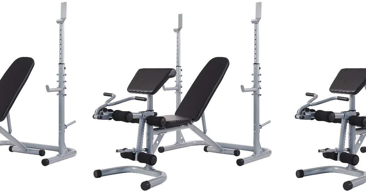 large home gym equipment