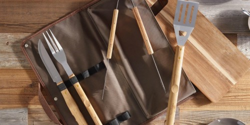 Up to 40% Off Cost Plus World Market Kitchen Items | Great Gift Ideas for Dad