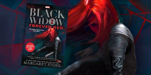 FREE Marvel Black Widow: Forever Red eBook ($10 Value)