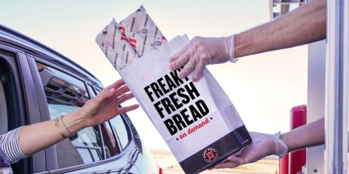 Buy One Jimmy John's Sub, Get One 50% Off