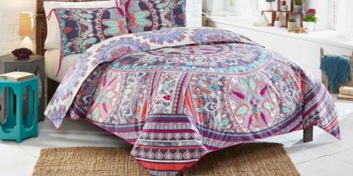 Boho Boutique Duvet Cover Set from $34.99 Shipped on Target.com (Regularly $70+)