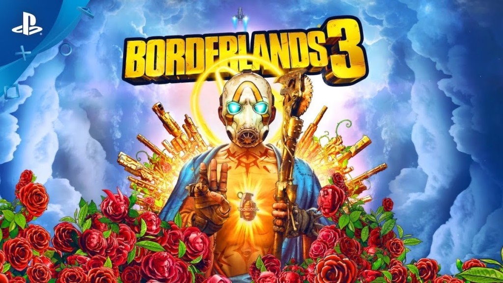 Borderlands 3 Screen Saver Cover
