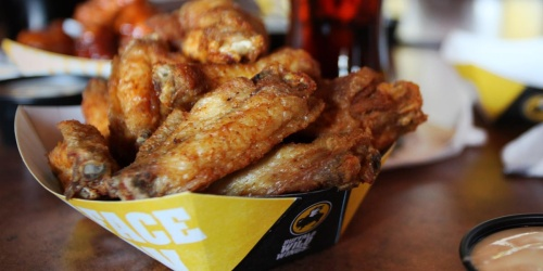 Buy One, Get One FREE Traditional Wings at Buffalo Wild Wings