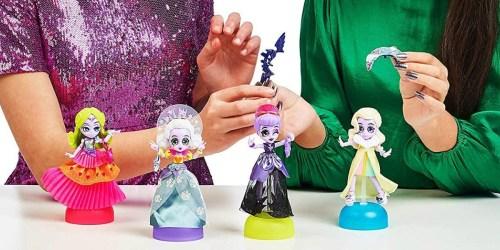 Capsule Chix Fashion Dolls 4-Pack Just $17 on Amazon (Regularly $50)