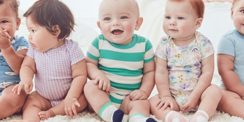 Up to 70% Off Carter's Baby & Kids Apparel | Bodysuits, T-Shirts & More
