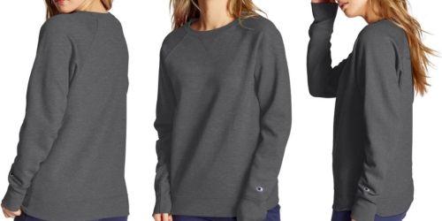Champion Women's Sweatshirts & Tanks Just $12 Shipped (Regularly $35)