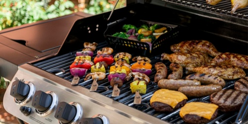 Char-Broil 6-Burner Gas Grill Only $189 on Lowes.com (Regularly $289)