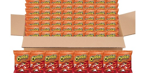 Cheetos 64-Count Snack Size Bags Just $27.88 on Sam's Club