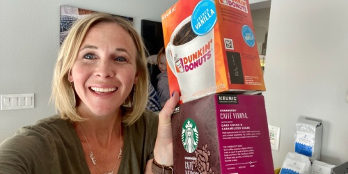FREE K-Cups + FREE Duracell Batteries After Office Depot Rewards
