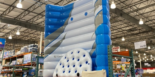 This Large Floating Island Seats 4 People & It's Only $99.99 at Costco