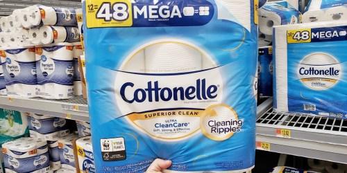 Toilet Paper In-Stock NOW on Walmart.com