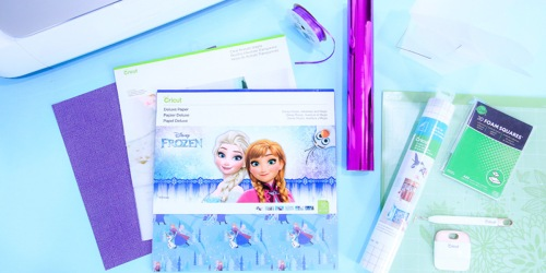 Up to 75% Off Cricut Paper & Accessories | Includes Disney Prints
