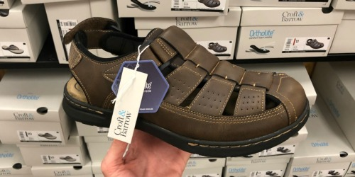 Up to 75% Off Men's Sandals on Kohl's.com | Croft & Barrow, Dockers + More