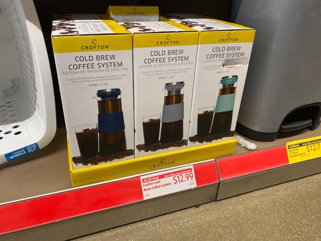 Crofton Cold Brew System