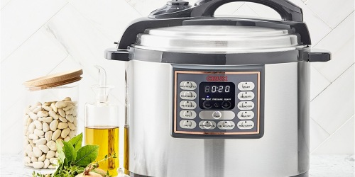 Crux 10-In-1 Pressure Cooker Only $42.93 Shipped on Macys.com (Regularly $145)