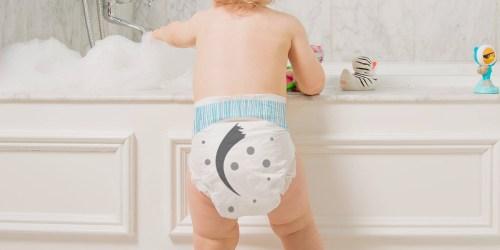 FREE Cuties Baby Care Diaper Sample | Hypoallergenic
