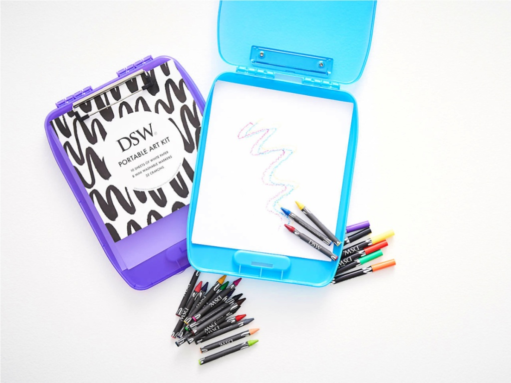 DSW Portable Art Kit