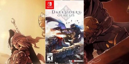 Darksiders Genesis Video Games Only $15.99 on GameStop.com (Regularly $40)