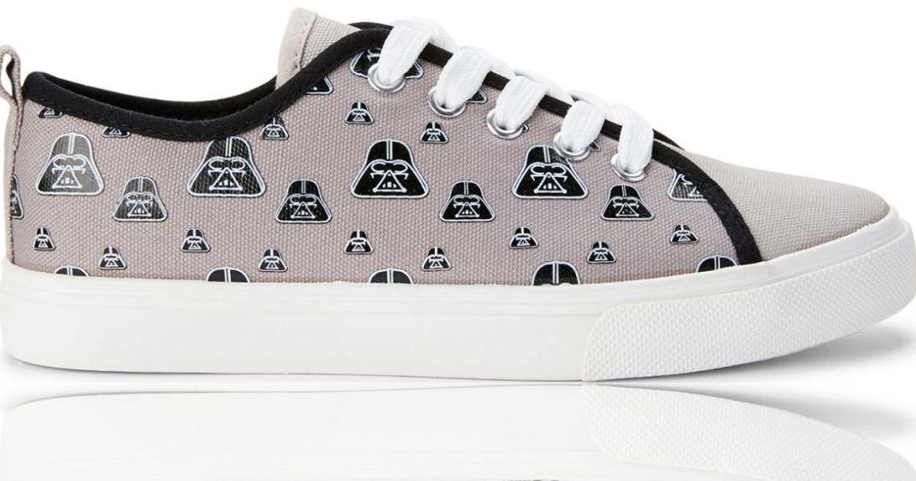 kids canvas sneakers