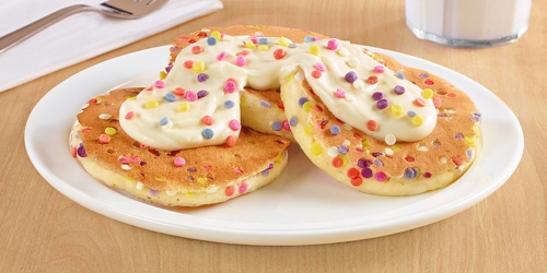 TWO Free Denny's Kids Meals w/ Purchase of Adult Meal