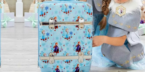 Kids Rolling Luggage from $27 on shopDisney.com | Mickey Mouse, Frozen, Moana & More