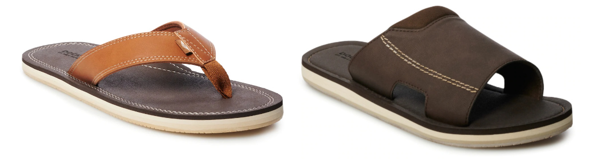 Dockers Men's Sandals from $6 Each on