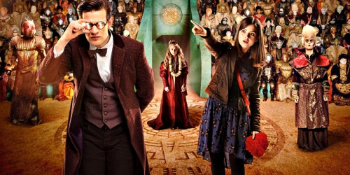 FREE Doctor Who: The Rings of Akhaten Episode Download