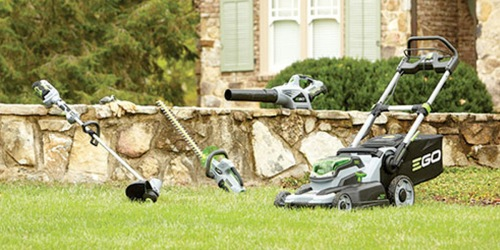 EGO Cordless Lawn Power Tools from $129 Shipped (Regularly $216+)