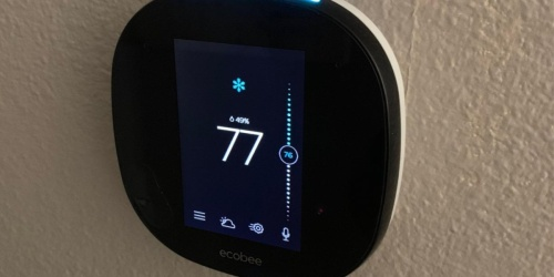 ecobee Smart Thermostats w/ Room Sensors from $169.99 on Woot! (Regularly $275+)