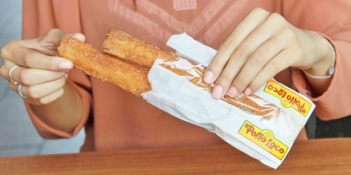 FREE El Pollo Loco Churros w/ Any Purchase