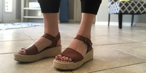 Universal Thread Women's Sandals Just $17.50 Each on Target.com (Regularly $35)