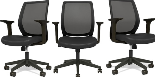 Office Chair Only $39.99 Shipped on Staples.com (Regularly $90) | Great Reviews