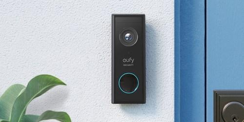 Eufy Security Wireless Video Doorbell Just $159.99 (Regularly $200)