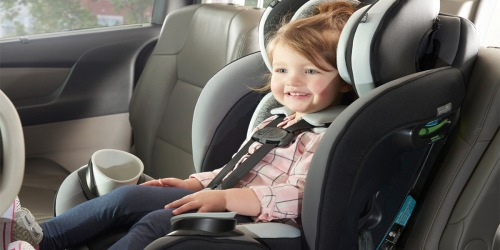 Evenflo All-in-One Car Seat Just $109.99 Shipped on Amazon (Regularly $200)