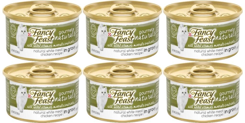 Fancy Feast White Meat Chicken in Gravy 12-Pack Canned Wet Cat Food