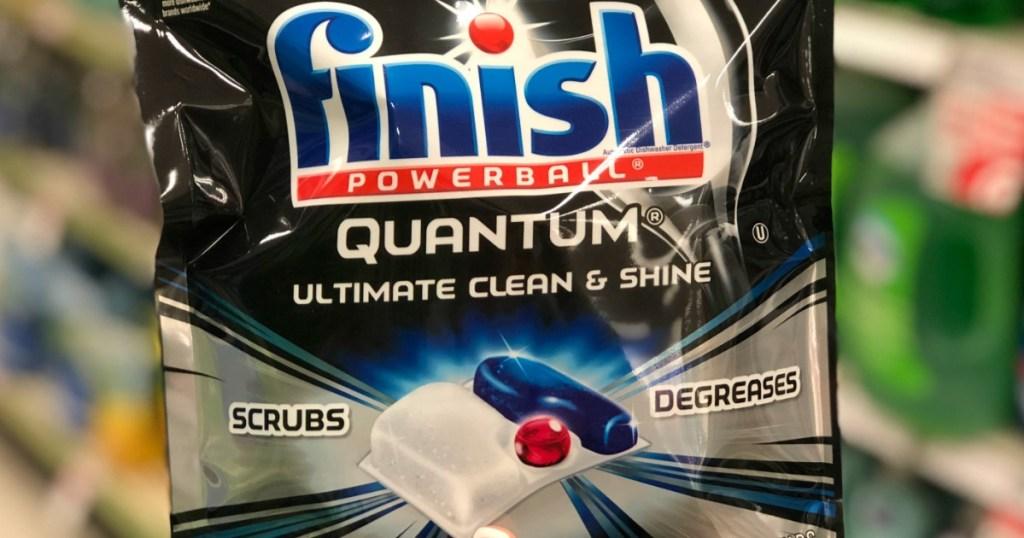 Finish Powerball Quantum package
