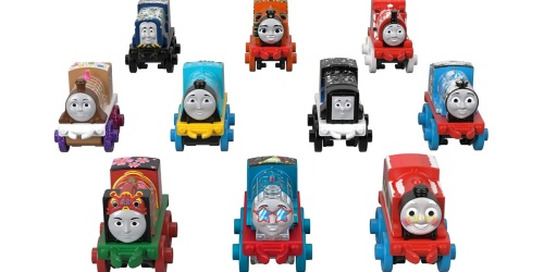 Fisher-Price Thomas & Friends Minis 10-Pack Only $9.38 on Amazon (Regularly $15)