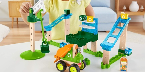 Fisher-Price Lift & Sort Recycling Center Only $11.06 (Regularly $25)
