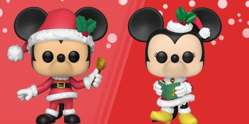 TWO Funko Pop! Disney Figures Only $5 on GameStop