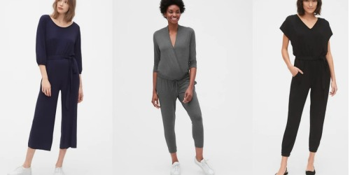 Gap Jumpsuits from $11.99 (Regularly $60+)