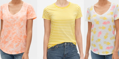 Up to 65% Off Women's Apparel & Accessories on Gap Factory + Free Shipping