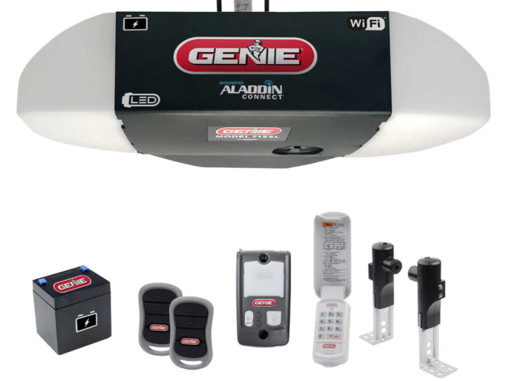 Genie Garage Door Opener and Accessories