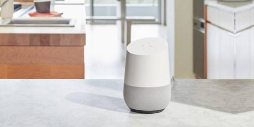 Google Home Smart Speaker Only $29 on Office Depot (Regularly $99)